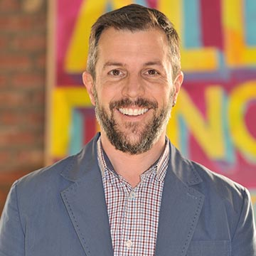 Marc Stress, Managing Partner, Creative Director