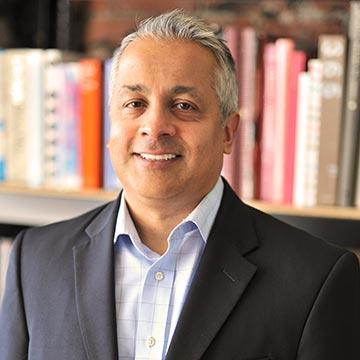Keith D'Mello, Managing Partner, Creative Director